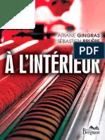 10 Ariane Gingras et Sebastien Bruere - A l interieur