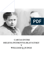 Blavatsky, Helena - Cartas H.P.B y W.Q.J