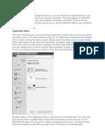 Fundamentals of AutoCAD