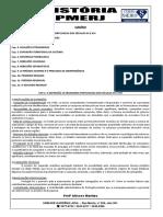 Apostila de História - PMERJ (Prof. Ulisses Martins)