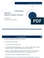 SecurityCompass-Search Attacks