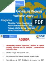 SISTEMA GENERAL DE REGALIAS - PRESENTACION FIN (1)