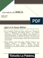 La Santa Biblia (versión popular)