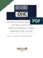 NT 06_2020 – CENTRALIDADE REGIONAL DE SÃO LUÍS NOS DESLOCAMENTOS PARA SERVIÇOS DE SAÚDE