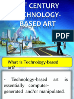 Technology Basedart