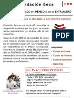 Fundacion Beca
