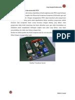 Cara Membuat Layout dan mencetak PCB