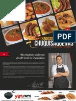 TRADICIONES CHUQUISAQUEÑAS 4to fascículo
