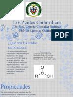 Acidos Carboxilicos org I
