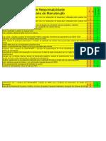 Matriz de respondabilidade R2