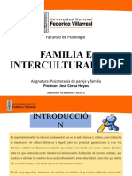 Familia e Interculturalidad