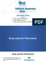 Detailing Guideline - WAAW Drop Cards