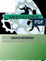 job evaluation ppt