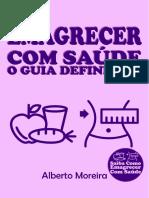 eBook Como Emagrecer Com Saude O Guia Definitivo 01-02-2021