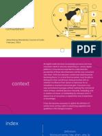 Guidelines for Influencer Advertising on Digital Media Draft for Stakeholder Inputs