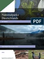 Deutschlands Naturparks
