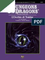 D&D - Set1 A3 - L'occhio di Traldar