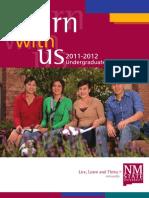 NMSU Undgrad Viewbook 2011/2012