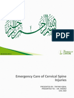 cervical emergency