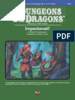 D&D - Set2 X6 - Impantanati!