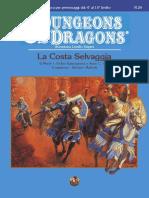 D&D - Set2 X9 - La Costa Selvaggia