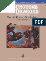 D&D - Set2 X10 - Freccia Rossa, Scudo Nero