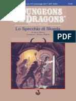 D&D - Set2 X12 - Lo specchio di Skarda
