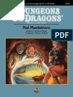 D&D - Set4 M1 - Nel Maelstrom