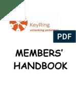 Network Members' Handbook