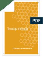 Tecnologia e Informação - Vol 1 - Caderno Do Prof