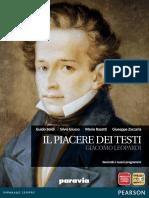 Leopardi Giacomo. Letteratura Italiana