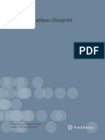 Tableau Blueprint