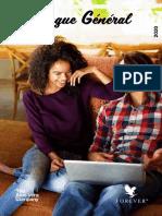 Catalogue-2020 ProduitsForever Com