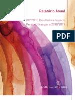 Relatório de Atividades 2009/2010