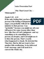 Jonah 3#10 - 4#11 - Piper