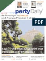 MyPropertyDaily Leipzig 2008-07-09