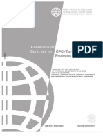 Fidic Silver Book Conditions of Contract for Epcturnkey Projects 2017pdf