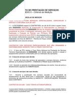 Criterios de Medicao Serviços 10 3
