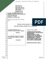 Gavrieli Brands v. Guangzhou Deqifu Trading - Complaint