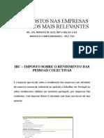 A Importância Dos Impostos Nas Empresas