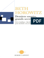 Derniers soupirs, grands secrets by Horowitz Elisabeth