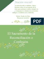 Tema 40 - El Sacramento de La Reconciliación [Autoguardado]