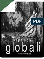 Eram Deuses Os Pais Da Globalizacao - Ar