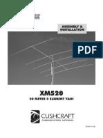 cushcraft 5elemnt XM520_1_99