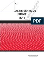 CRF 50 2011