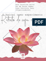 Kahuana Carolina Leite e Outros (Orgs.) - O Haicai Como Experimento