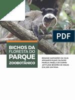 Regiane Guimaraes Da Silva e Outros - Bichos Da Floresta Do Paraque Zoobotanico