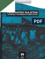 Tania Mara Rezende Machado - Migrantes Sulistas Regiao Acreana