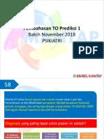 [MANTAP] Pembahasan to Prediksi Psikiatri Batch 4 2018 (1)