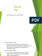 Technopharmapreneurship